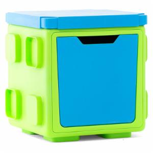 Chillafish BOX Play.Store.Connect Toy Box/Storage with Optional Box Top
