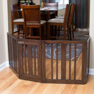 Boomer & George Everett 4 Panel Pet Gate