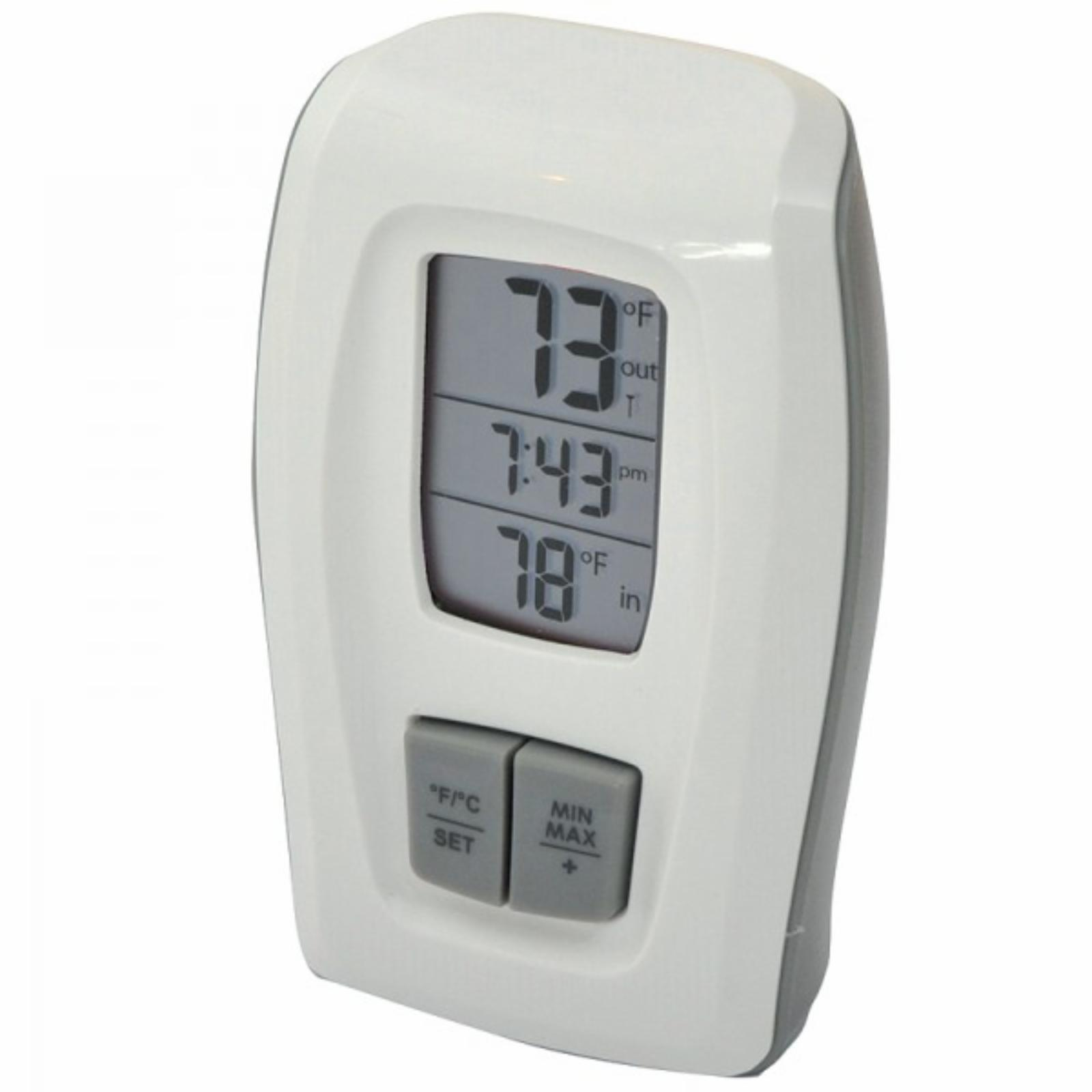 Accurate indoor outdoor thermometer | Compare Prices at Nextag