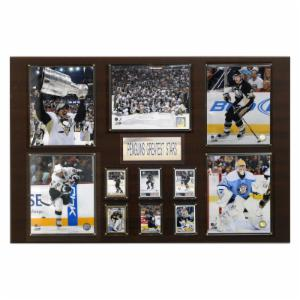 NHL 24 x 36 in. Pittsburgh Penguins Greatest Star Plaque