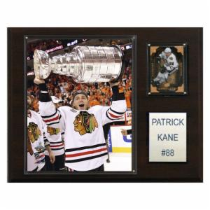 NHL 12 x 15 in. Patrick Kane with Stanley Cup Chicago Blackhawks Player Plaque