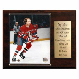 NHL 12 x 15 in. Guy Lafleur Montreal Canadiens Career Stat Plaque