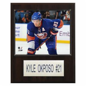 NHL 12 x 15 in. Kyle Okposo New York Islanders Player Plaque