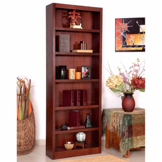 Concepts in Wood Cherry MI3084-C Single Bookcase Do Not Use