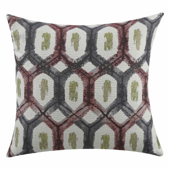 Coaster Furniture Turtle Shell Accent Pillow