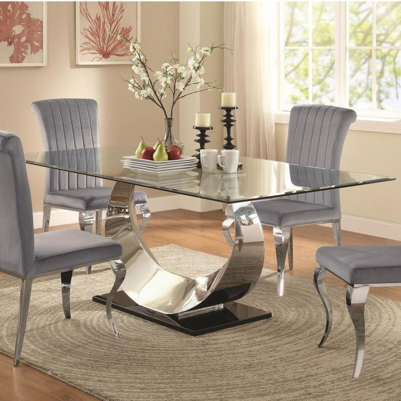 Coaster Furniture Manessier Dining Table 107051
