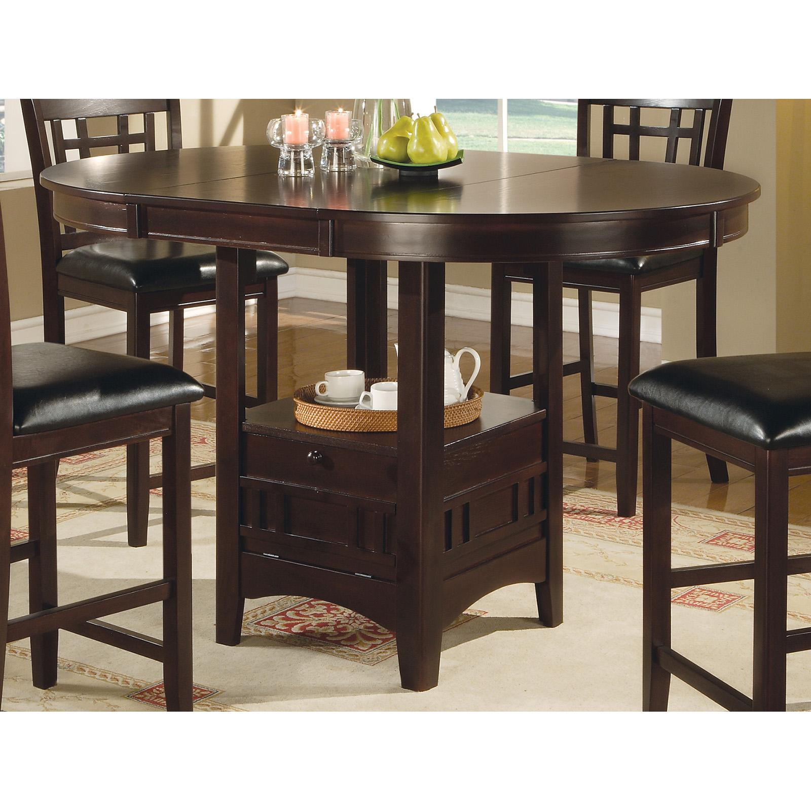 Coaster Furniture Lavon Counter Height Dining Table - 102...