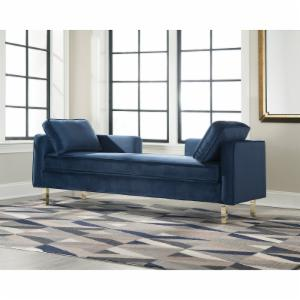 Donny Osmond Home Upholstered Indoor Double Chaise