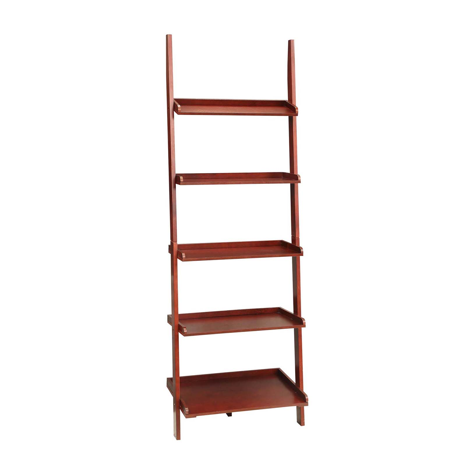 convenience concepts french country bookshelf ladder hayneedle