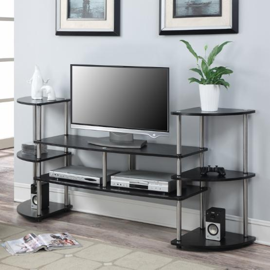 Convenience Concepts XL Multi Level TV Stand