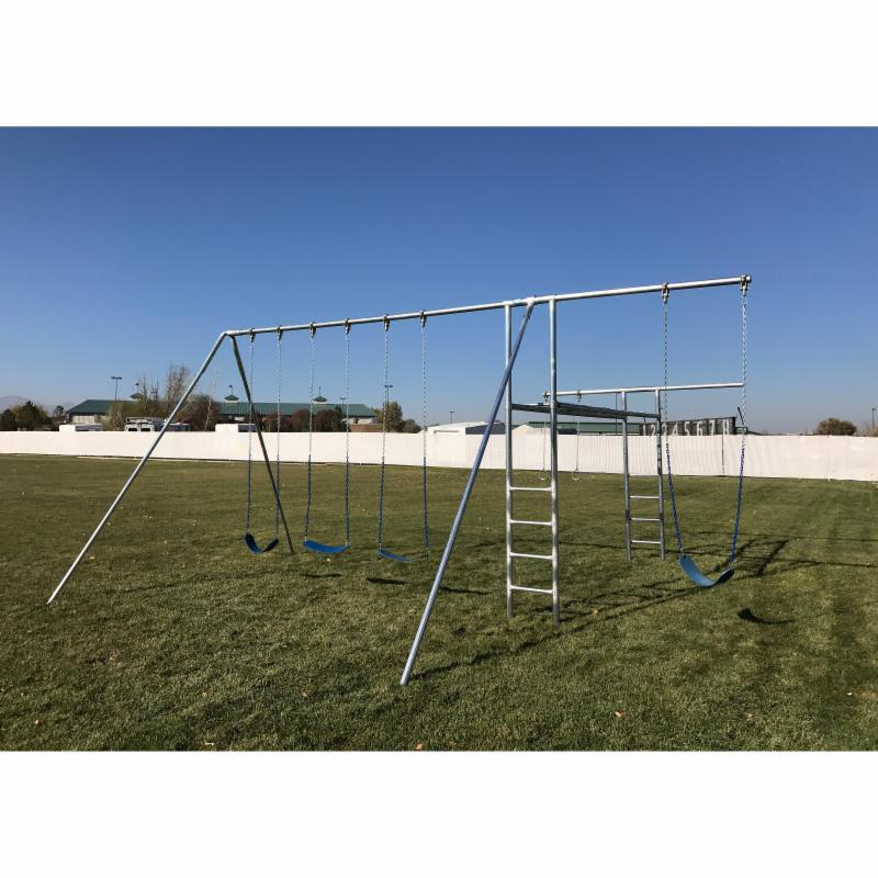 Component Playgrounds Abby Metal Swing Set - SS36-10
