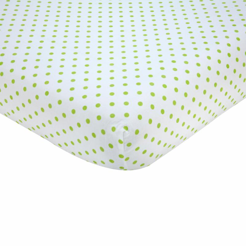 Carter's Animals Fitted Crib Sheets - CRC744