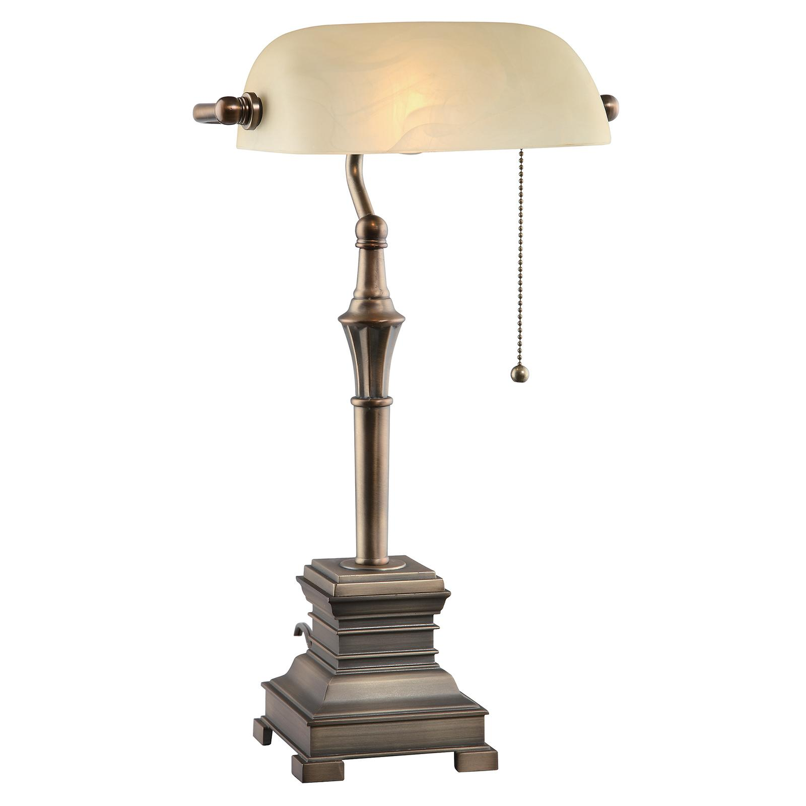 Crestview Collection Malone Desk Lamp - CVAER302