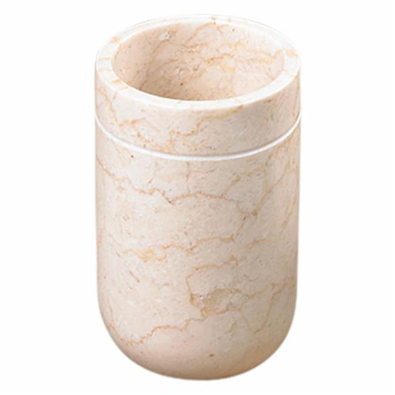 Creative Home Marble Notch Tumbler