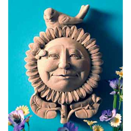 Sunflower Morning Wall Plaque