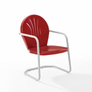 Crosley Griffith Metal Chair