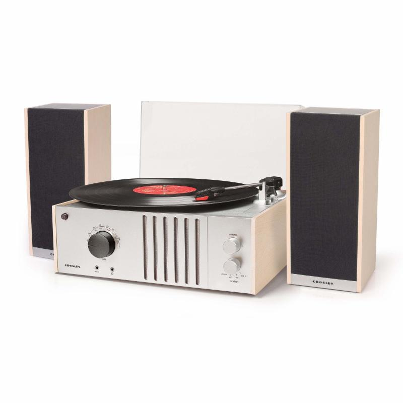Crosley Record Player with Detachable Speakers - CR6018A-NA