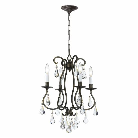 Crystorama Ashton Chandelier - 16W in.