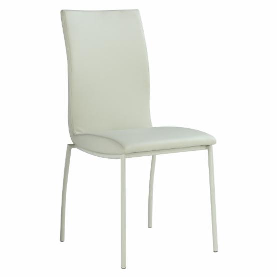 Chintaly Anna Contour-Back Side Chair - Set of 2
