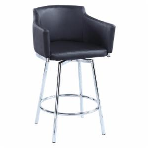 Chintaly Dusty Club Counter Stool with Memory Swivel