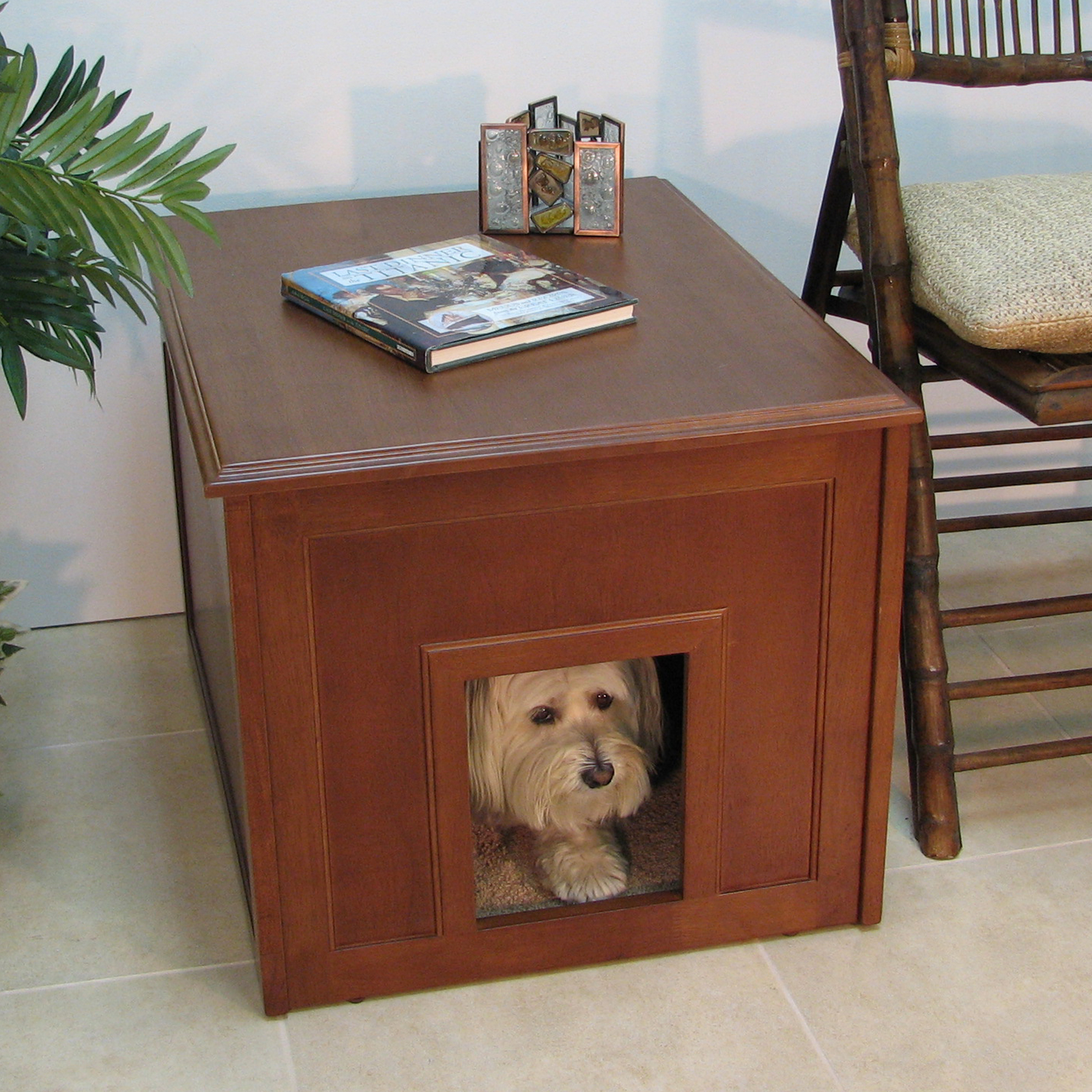 Dog Den Cabinet Indoor Dog House