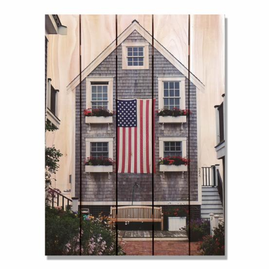 Gizaun Art Independence Day Indoor/Outdoor Wall Art