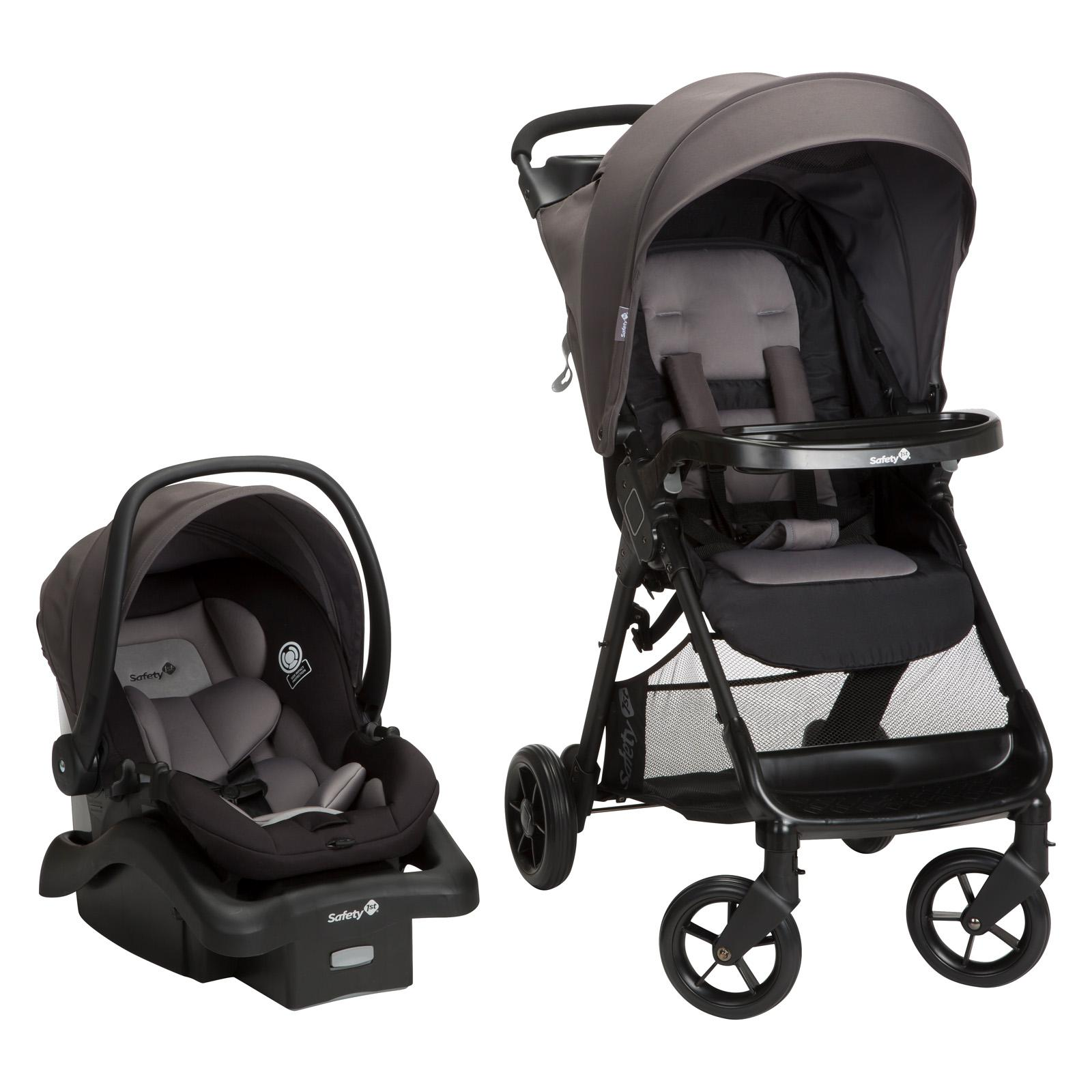Safety 1st Smooth Ride Travel System - Monument - TR378EEL
