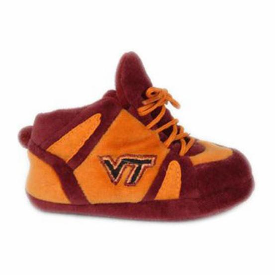 Comfy Feet NCAA Baby Slippers
