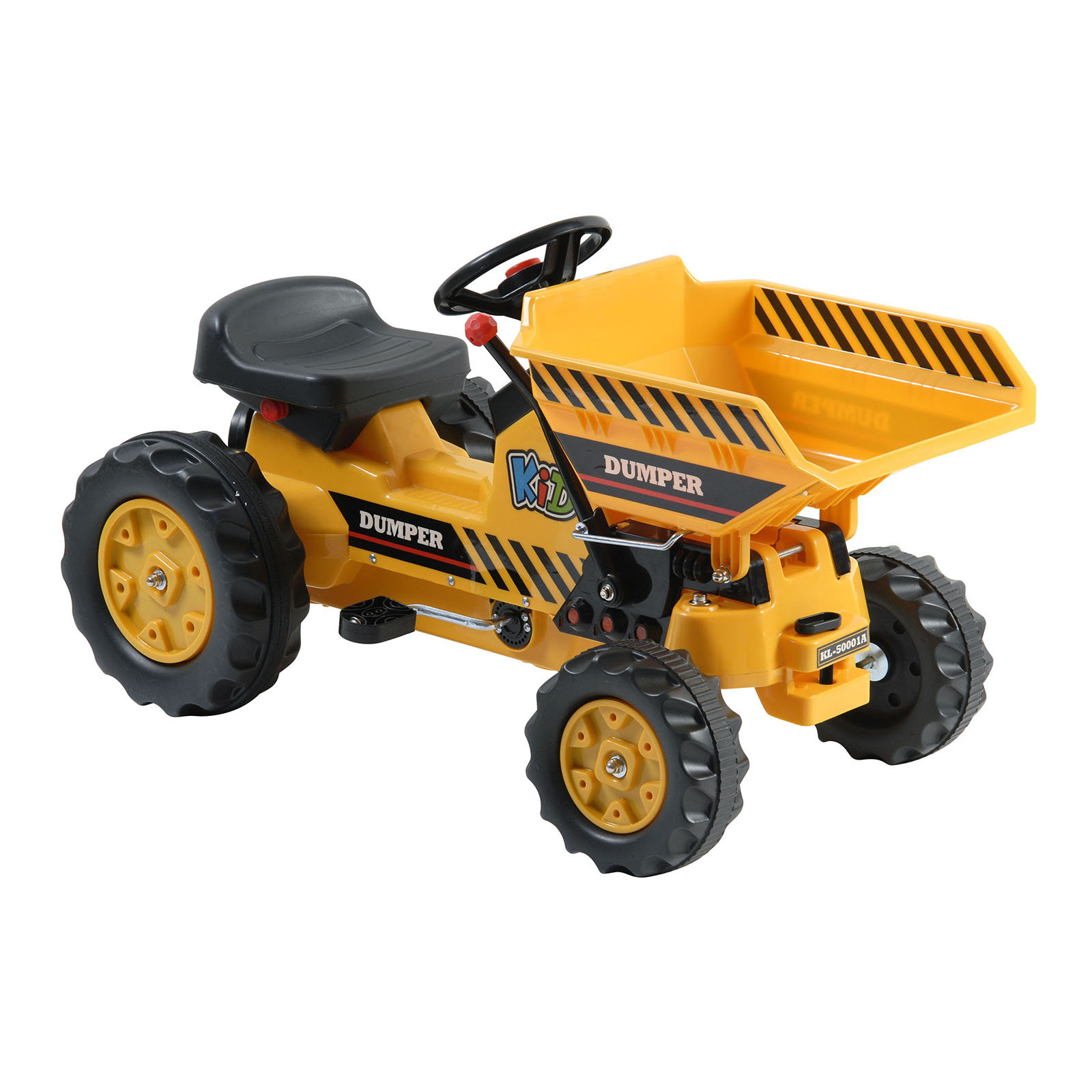 dexton kids tractor with loader pedal riding toy  pedal  push  - dexton kids tractor with loader pedal riding toy  pedal  push riding toysat hayneedle