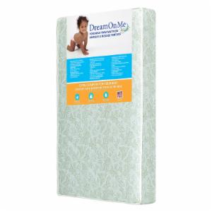 Dream On Me 3 in. Two-Sided Portable Crib Foam Mattress