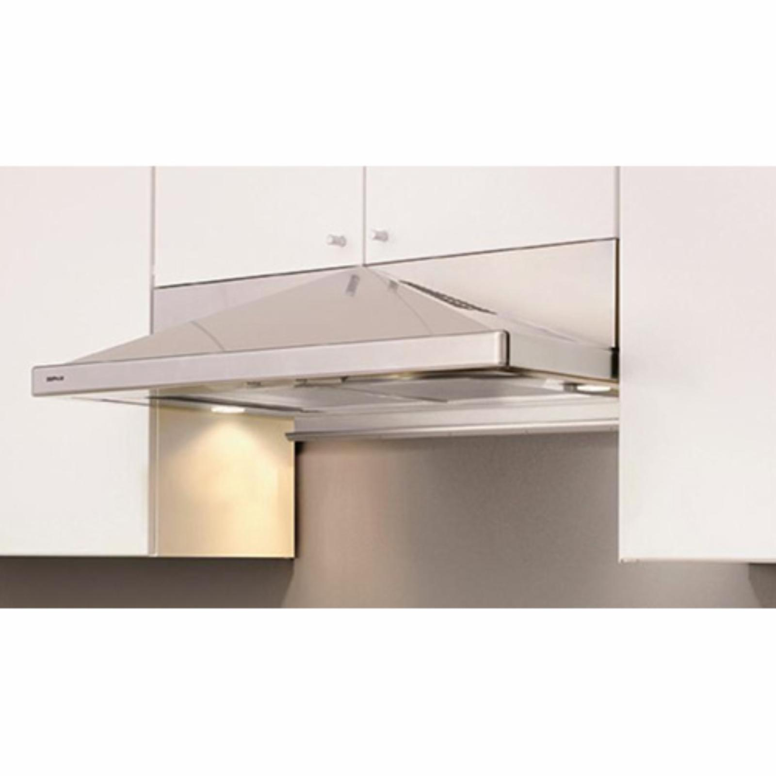 Zephyr 30W in. Pyramid Under Cabinet Range Hood Stainless...