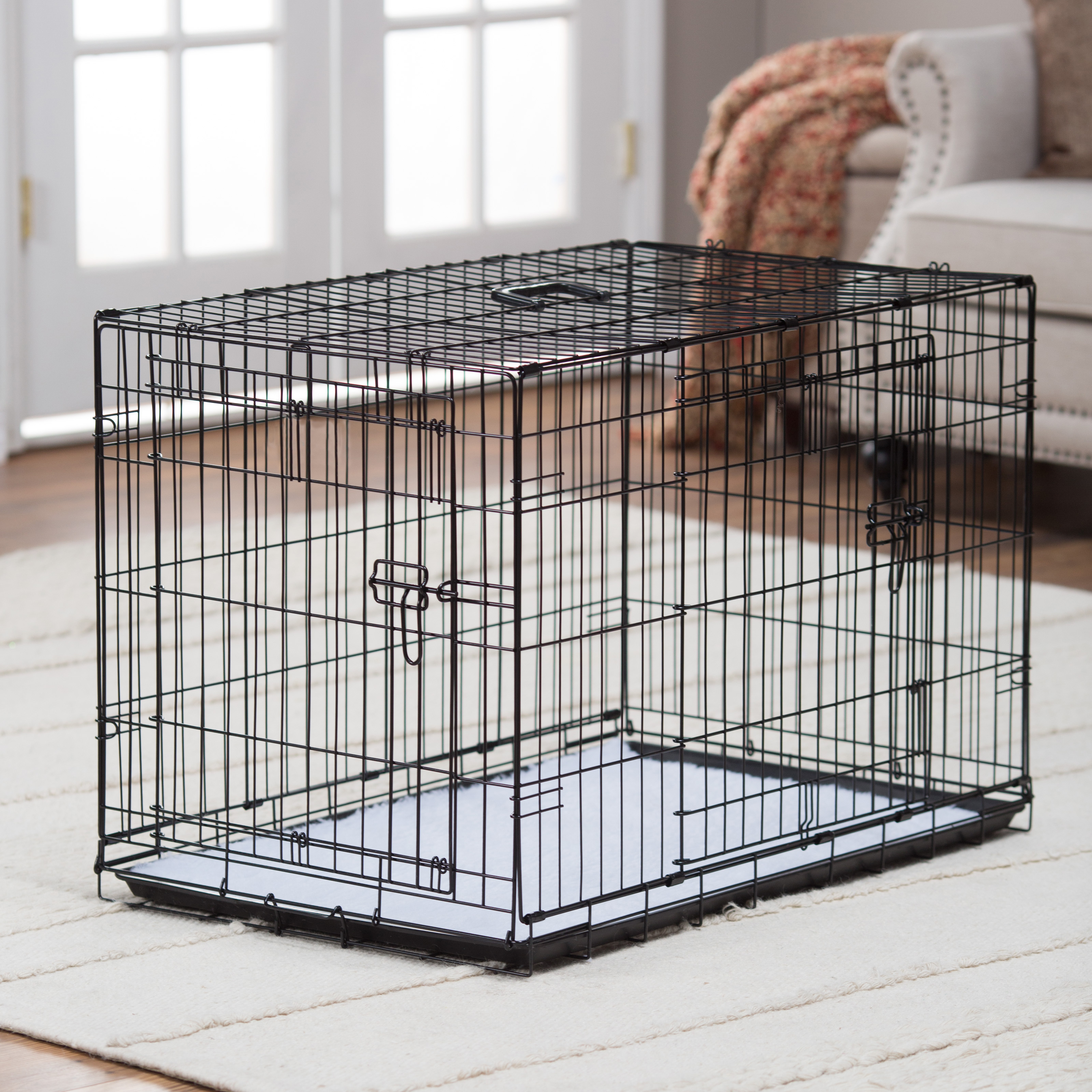 quick view precision pet products provalu double door - Precision Pet Products