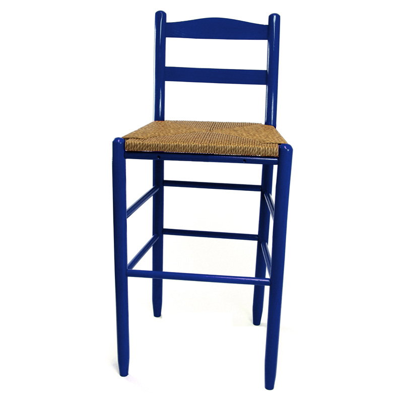 Shaker Style Ladder Back Bar Stool Hayneedle