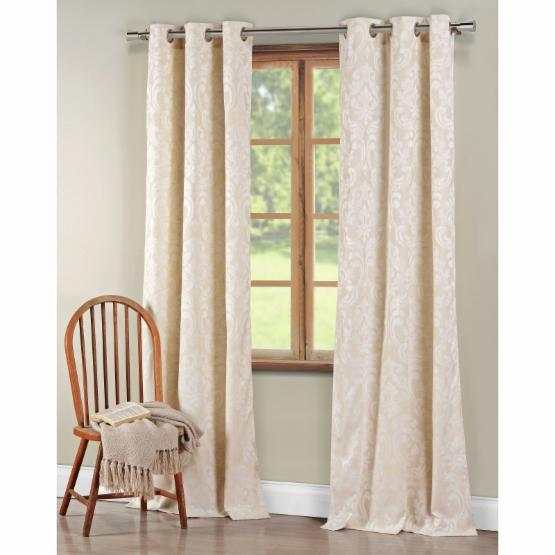 Duck River Cromwell Grommet Curtain Panel Pair