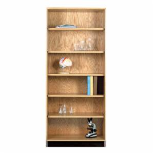 Diversified Woodcrafts Storage Bookcase