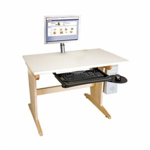 Diversified Woodcrafts Art Computer Table