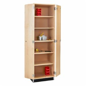 Diversified Woodcrafts Double Door Storage Cabinet