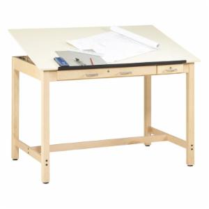 Diversified Woodcrafts Instructors Drafting Table