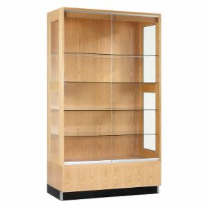 Diversified Woodcrafts Premier Display Cabinet