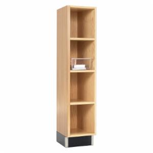 Diversified Woodcrafts 1 Column Cube Cabinet