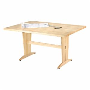 Diversified Woodcrafts Planning Table with Solid Maple Top