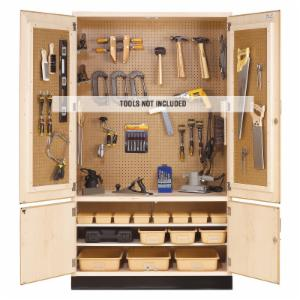 Diversified Woodcrafts Tool Storage Cabinet