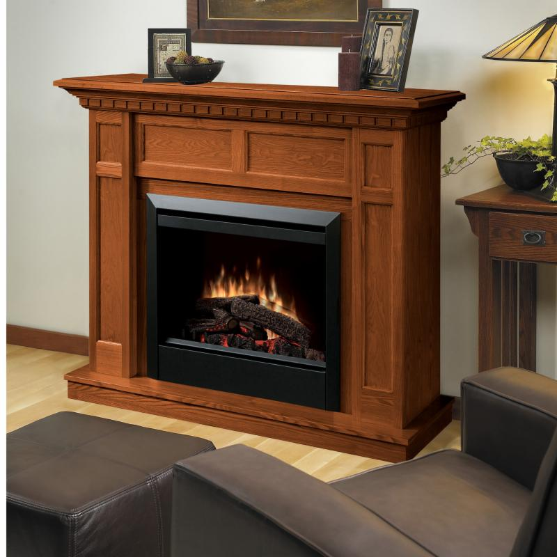 Dimplex Caprice Electric Fireplace - DFP4743O