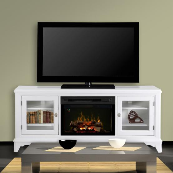 Dimplex Winterstein Entertainment Center Electric Fireplace