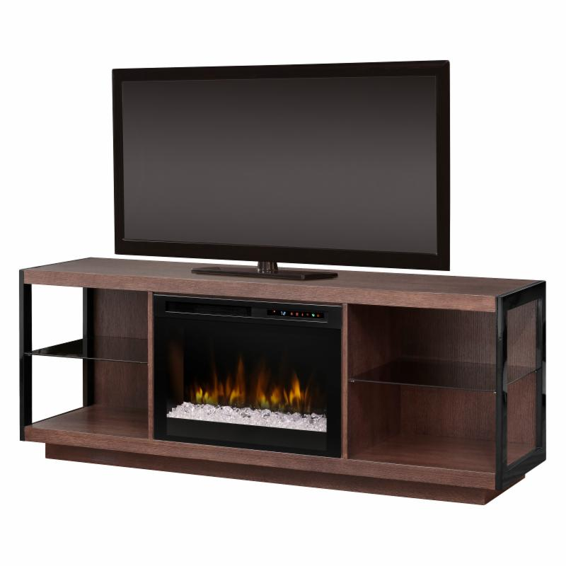 Dimplex Leif Electric Fireplace TV Stand - GDS26G8-1653TB