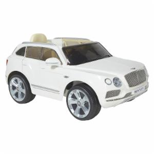 Bentley 6V Battery Powered Car - White