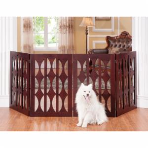 Elegant Home Fashions Julia Pet Gate