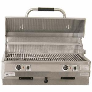 Electri-Chef Ruby Marine 32 in. Built-In Electric Grill - Dual Burner