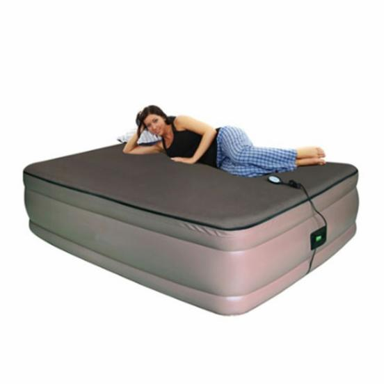 Smart Air Beds BD-9122GTMF Raised Memory Foam Air Bed with AirTek Comfort Control - Queen