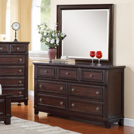 Picket House Furnishings Harwich 7 Drawer Dresser